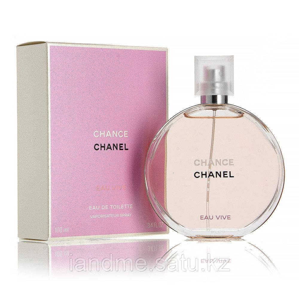 Chanel Chance Eau Vive Женский edt