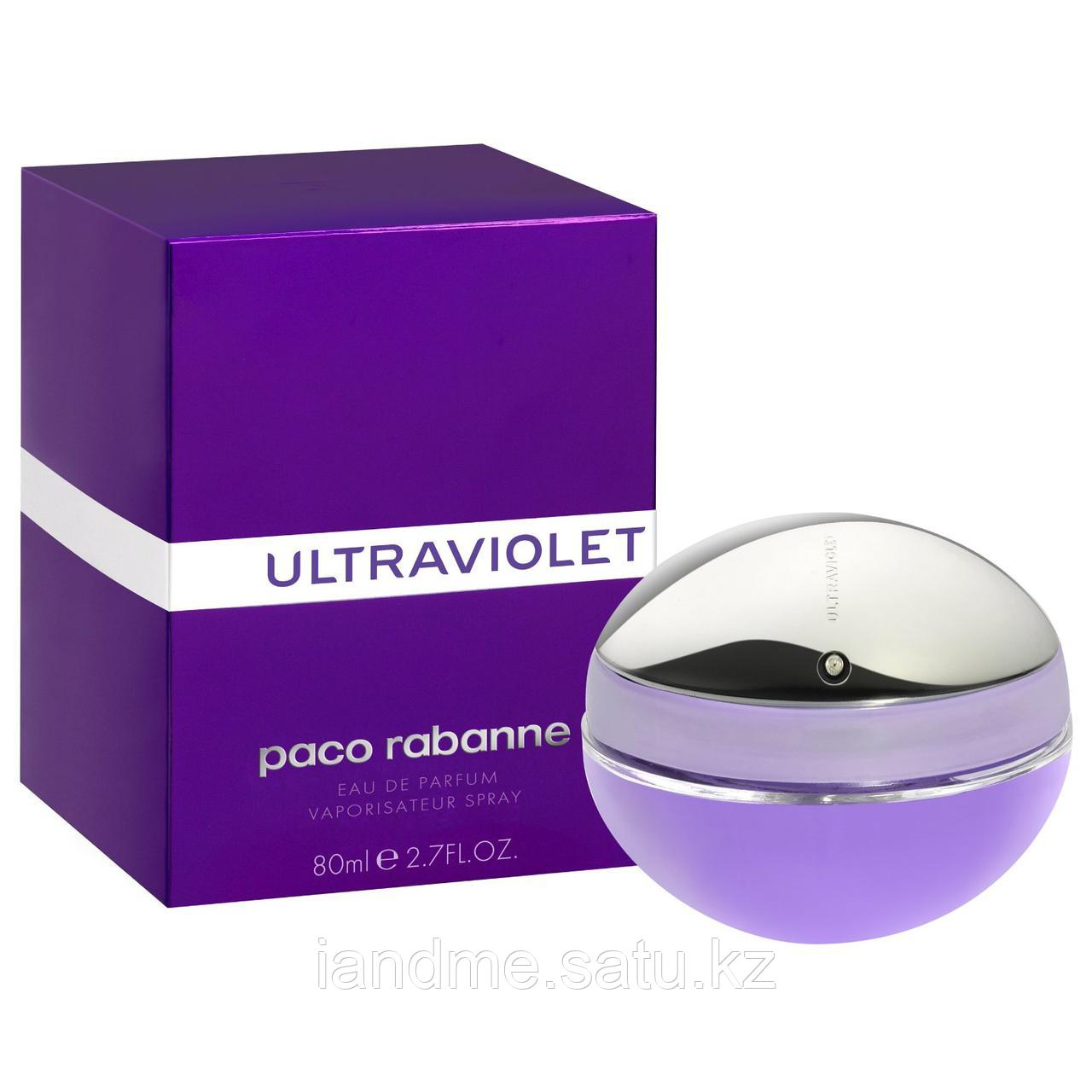 Ultraviolet woman by Paco Rabanne Женский edp