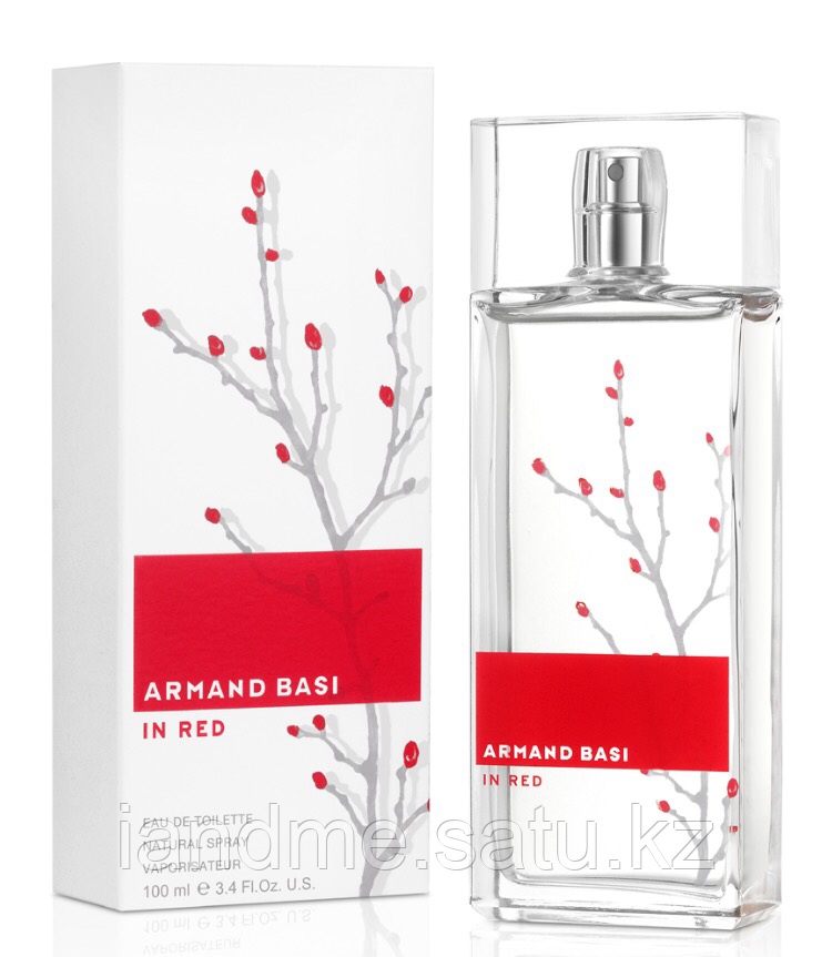 Armand Basi In Red Женский edt