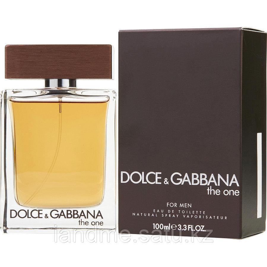 Dolce&Gabbana The One for Men Мужской edt 50