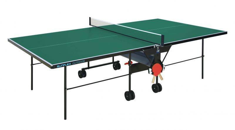 Всепогодный теннисный стол Sunflex Outdoor