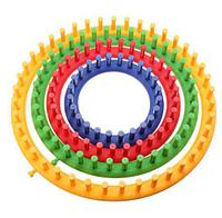 Набор лумов для кругового и прямого вязания