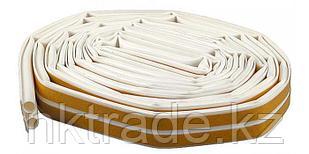 Уплотнитель силиконовый белый самоклеящийся