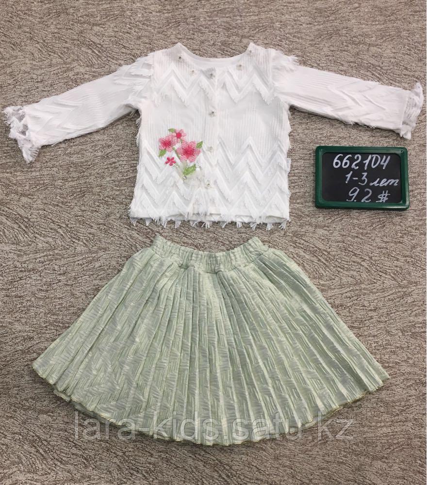 Юбка-костюм для маленьких девочек