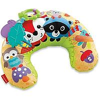 Музыкальная массажная подушка для игр на животе