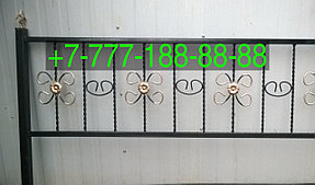 Оградка на могилу №3, фото 2