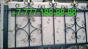 Оградка сварная с пиками №11, фото 2