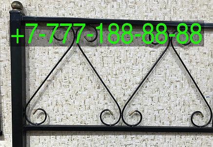 Оградки на могилу №2, фото 2