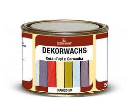 Цветной Декоративный Воск Dekorwachs, Белый 50