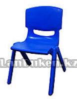 Детский стульчик 43 см (сидушка В22*Ш21) синий
