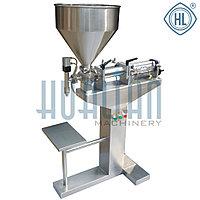 Напольный поршневой дозатор для жидких и вязких продуктов PPF-250
