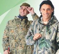 Камуфляжная одежда для охоты и...