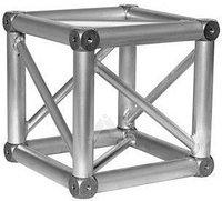 Алюминиевый угол квадратной формы