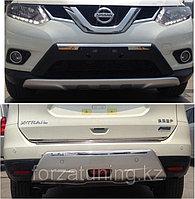 Обвес Forza на X-trail 2014+, фото 1