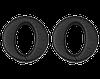 Амбушюр Jabra Leather Ear Cushion Evolve 80 (14101-41)