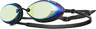 Плавательные очки TYR Tracer Racing Mirrored цвет 160 METALLIC FIRE