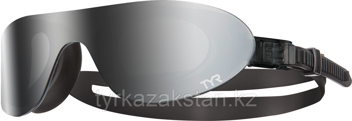 Очки для плавания TYR Swim Shades Mirrored цвет 075 Светло-серый