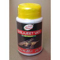 Шиладжит вати, Shilajeet vati, Shri ganga, 50 гр, борется с бессилием и переутомлением