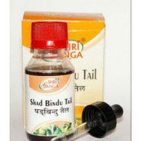 Шадбинду таил Шри Ганга (Shadbindu tail Shri Ganga),синусит, сухость носовых пазух, гайморит