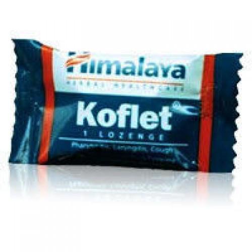 Леденцы Koflet Himalaya, 1 шт, действует как местное анти-воспалительное средство,
