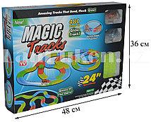 Светящаяся дорога Magic Track (480 деталей)