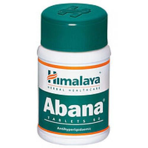 Абана (Abana Himalaya),травяная формула широкого спектра действия