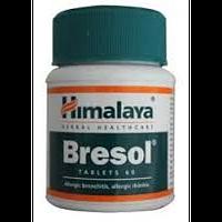 Бреcол (Bresol Himalaya),  аюрведическое средство для профилактики бронхиальной астмы