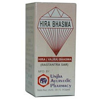 Хира Бхасма - Алмазная зола hira bhasma