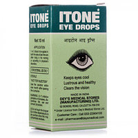 Глазные капли «Айтон», 10мл (ITONE eye drops)