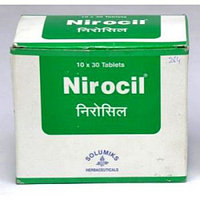 Нироцил, Бхумиамалаки (Nirocil, Bhumyamalaki, Om Pharmaceutical) 30 таб