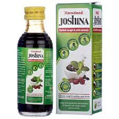 Джошина – Joshina (Hamdard), 100 мл,сироп от кашля