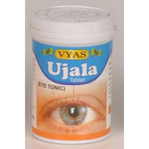 Уджала Вьяс витамины для глаз 100таб. (Ujala Vyas)