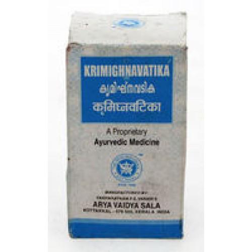 Кримигна ватика (Krimigna vatika), 10 таб