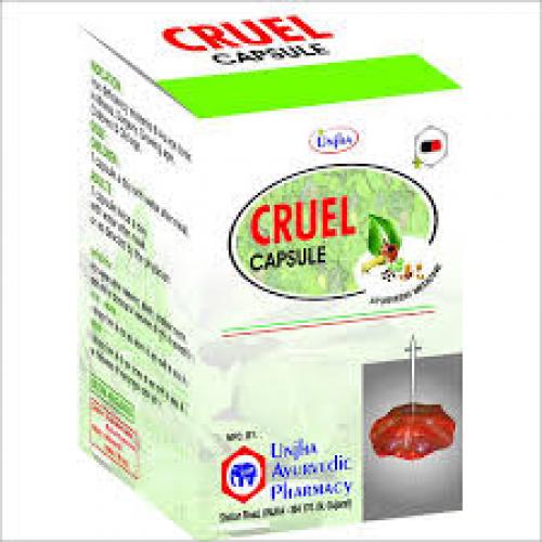 Круэль, Cruel, Unjha, 30 капс.