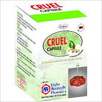 Круэль, Cruel, Unjha, 30 капс, обеспечивают энергию, силу и жизнеспособность организму