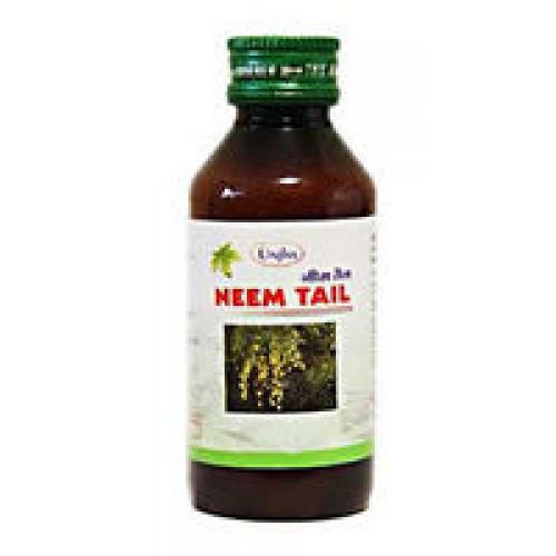 Масло Ним Унжа (Neem tail Unjha)