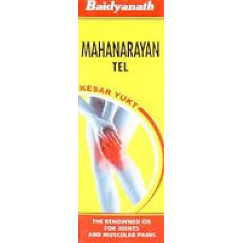 Масло Маханараяна (Mahanarayan Tail)