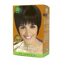 Травяная краска для волос Color Mate Hair Color (тон 9.7, светло-коричневый)