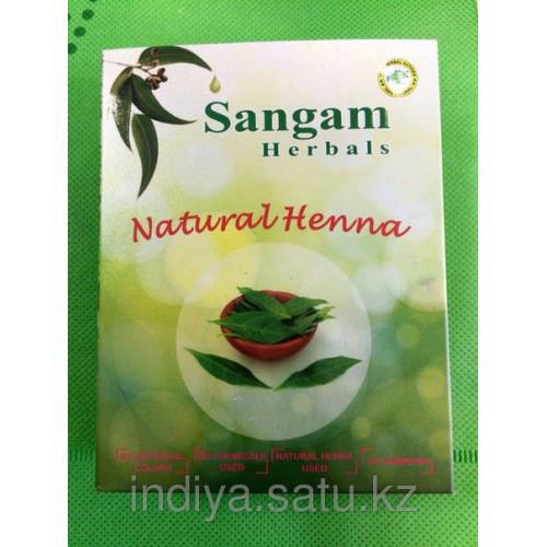 Натуральная Хна (Henna Powder) Сангам Хербалс - 100гр