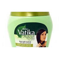 Маска для волос Ватика Дабур против выпадения (Vatika Dabur Hair Fall Control)
