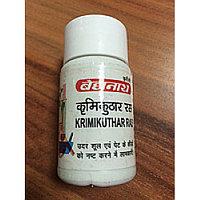 Крими Kутар рас  (Krimikuthar ras Baidyanath), противогельмитное средство