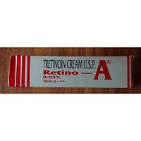 Третиноин крем от прыщей и морщин, Tretinoin cream 0,05%