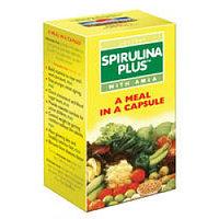 Спирулина с амлой  (Spirulina with Amla),регулярное использование спирулины будет поддерживать Ваш здоровье