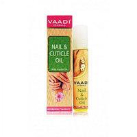 Масло для ногтей и кутикулы с маслом жожоба от Vaadi, 10 мл.