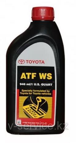 Масло для АКПП ATF WS TOYOTA 946ml/1 U,S, quart