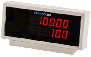 Внешний дисплей DORS 90 на 750, 800