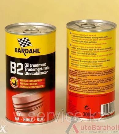 Bardahl 1001( B2) 300 ml Присадка в моторное масло (восстанавливает компрессию и мощность двигателя)