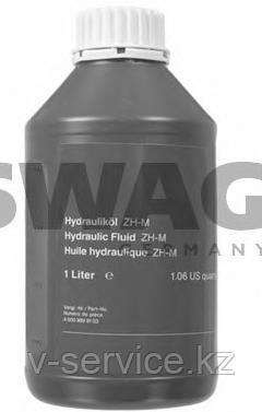 Масло для гидросистем с подкачкой MERCEDES(000 989 91 03)(FEBI 2615)(SWAG)(ZH-M)