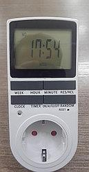 Розетка-таймер 16А/3680W