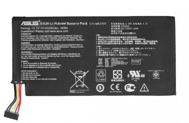Заводской аккумулятор для Asus Google Nexus 7 (C11-ME370T, 4270 mah)